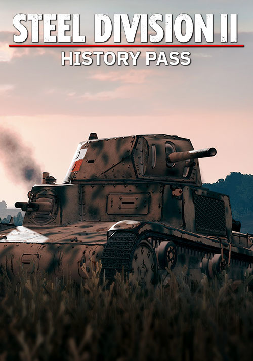 Steel Division 2 - History Pass (GOG) - Cover / Packshot