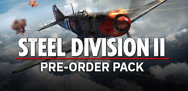 Steel Division 2 - Pre-order Pack - Cover / Packshot