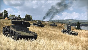 Screenshot1 - Steel Division 2 - The Fate of Finland