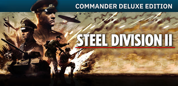 Steel Division 2 - Commander Deluxe Edition  - Cover / Packshot