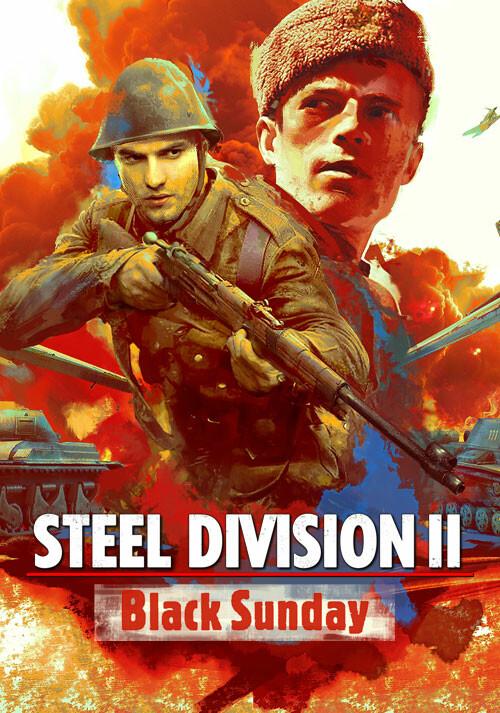 Steel Division 2 - Black Sunday (GOG) - Cover / Packshot