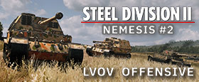 Steel Division 2 - Nemesis #2 - Lvov Offensive