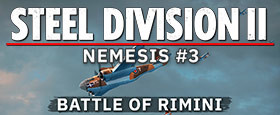 Steel Division 2 - Nemesis #3 - Battle of Rimini