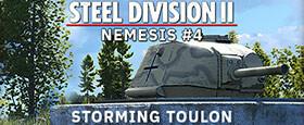 Steel Division 2 - Nemesis #4 - Storming Toulon (GOG)