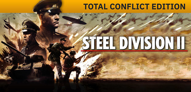 Steel Division 2 - Total Conflict Edition - Cover / Packshot