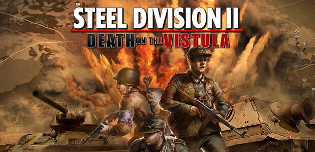 Steel Division 2 - Death on the Vistula - Cover / Packshot