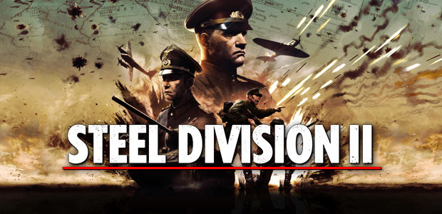 Steel Division 2 (GOG) - Cover / Packshot
