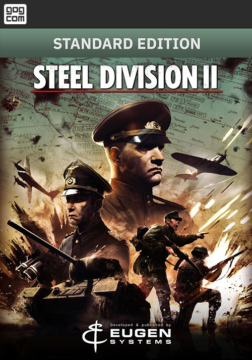 Steel Division 2 (GOG) - Cover / Packshot