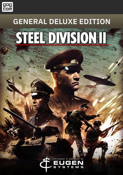Steel Division 2 - General Deluxe Edition (GOG) - Cover / Packshot