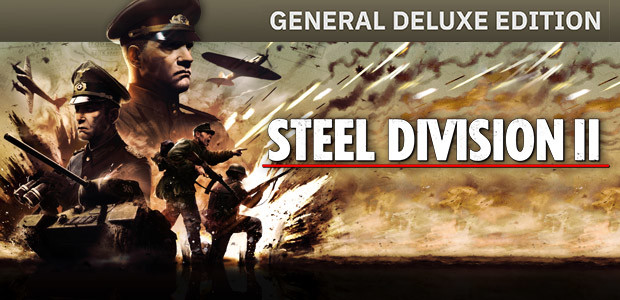 Steel Division 2 - General Deluxe Edition (GOG) - Cover / Packshot