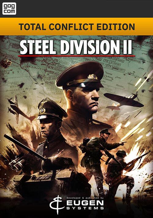 Steel Division 2 - Total Conflict Edition (GOG) - Cover / Packshot