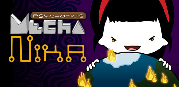 MechaNika - Cover / Packshot