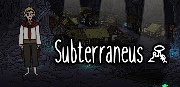 Subterraneus - Cover / Packshot