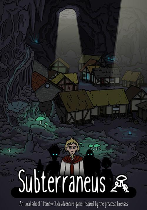 Subterraneus - Cover