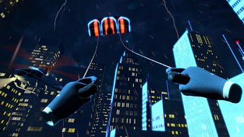 Screenshot1 - Stunt Kite Masters VR