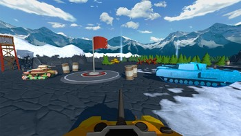 Screenshot5 - Panzer Panic VR