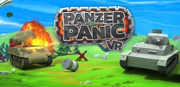 Panzer Panic VR - Cover / Packshot