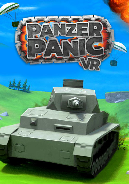 Panzer Panic VR - Cover