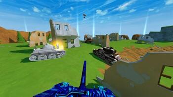 Screenshot3 - Panzer Panic VR