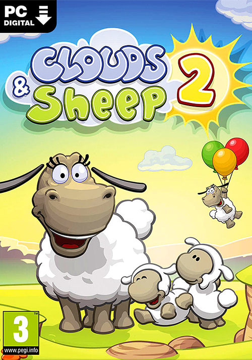 Clouds & Sheep 2 - Cover