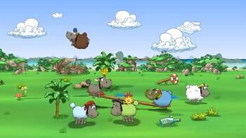 Screenshot1 - Clouds & Sheep 2