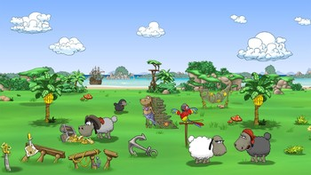 Screenshot6 - Clouds & Sheep 2