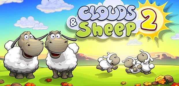 Clouds & Sheep 2 - Cover / Packshot