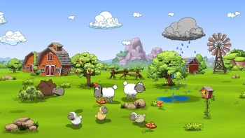 Screenshot2 - Clouds & Sheep 2