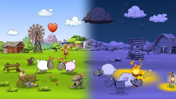 Screenshot3 - Clouds & Sheep 2
