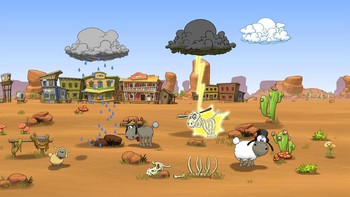 Screenshot5 - Clouds & Sheep 2