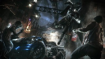 Screenshot1 - Batman: Arkham Collection