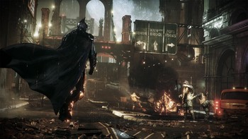 Screenshot7 - Batman: Arkham Collection