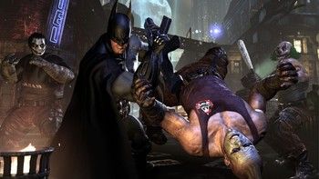 Screenshot4 - Batman: Arkham Collection
