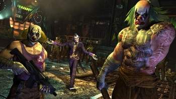 Screenshot6 - Batman: Arkham Collection