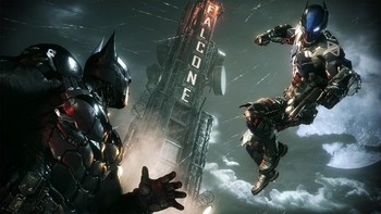 Screenshot3 - Batman: Arkham Collection