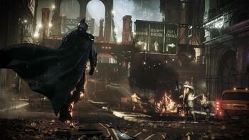 Screenshot7 - Batman: Arkham Collection