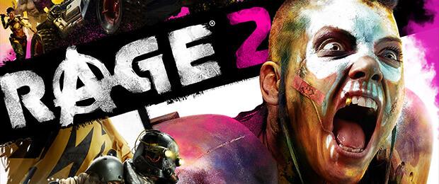 10 Minuten Gameplay-Aufnahmen aus RAGE 2 – Menschen können doch fliegen