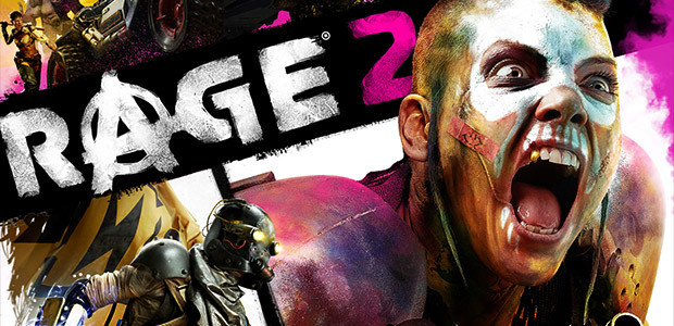 RAGE 2 - Cover / Packshot