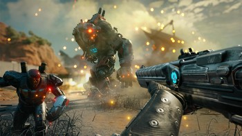 Screenshot1 - RAGE 2 - Deluxe Edition