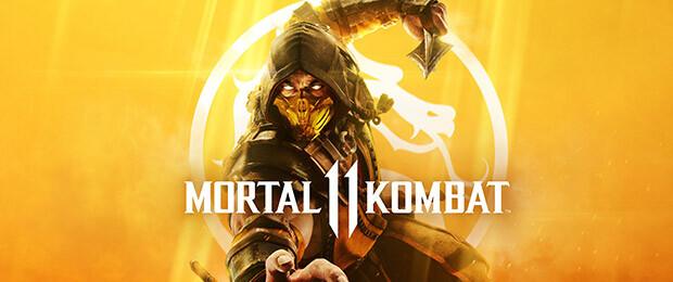 Mortal Kombat 11: Diesen Launch-Trailer müsst ihr sehen