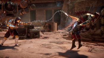 Screenshot4 - Mortal Kombat 11