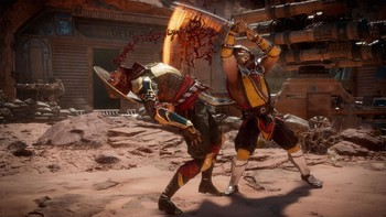 Screenshot1 - Mortal Kombat 11