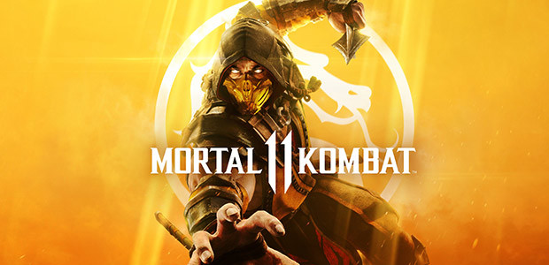 Mortal Kombat 11 - Cover / Packshot