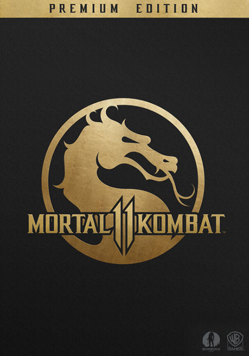 Mortal Kombat 11 Premium Edition - Cover / Packshot