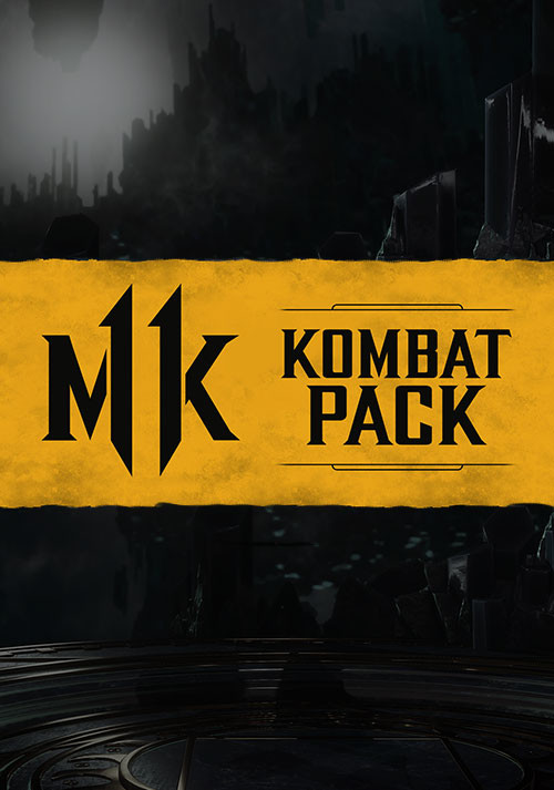 Mortal Kombat 11 Kombat Pack - Cover