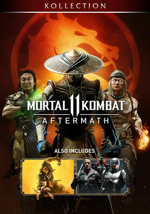 Mortal Kombat 11: Aftermath Kollection - Cover / Packshot
