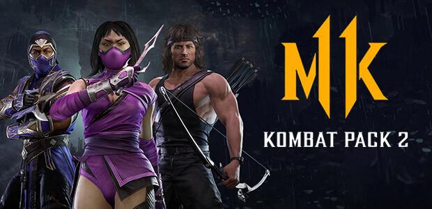 Mortal Kombat 11 - Kombat Pack 2 - Cover / Packshot