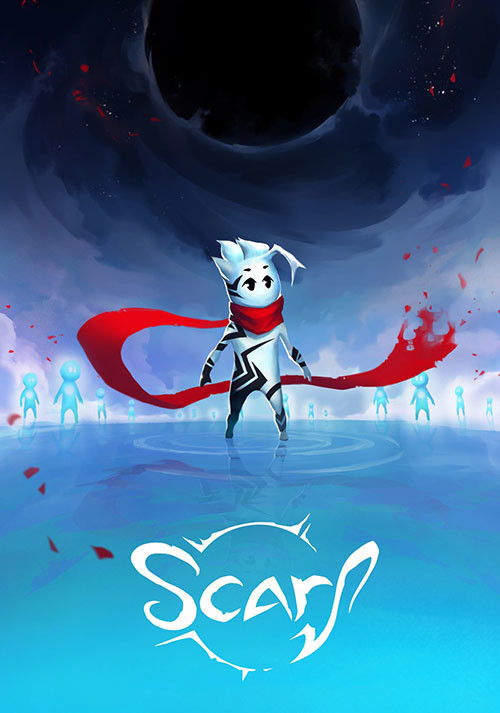 SCARF - Cover / Packshot