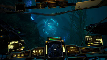 Screenshot6 - Aquanox Deep Descent