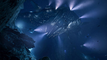 Screenshot1 - Aquanox Deep Descent
